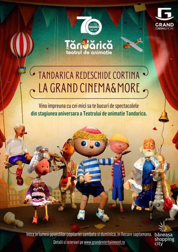 Stagiune Teatrul Tandarica 1