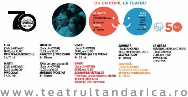ziua internationala teatru pentru copii