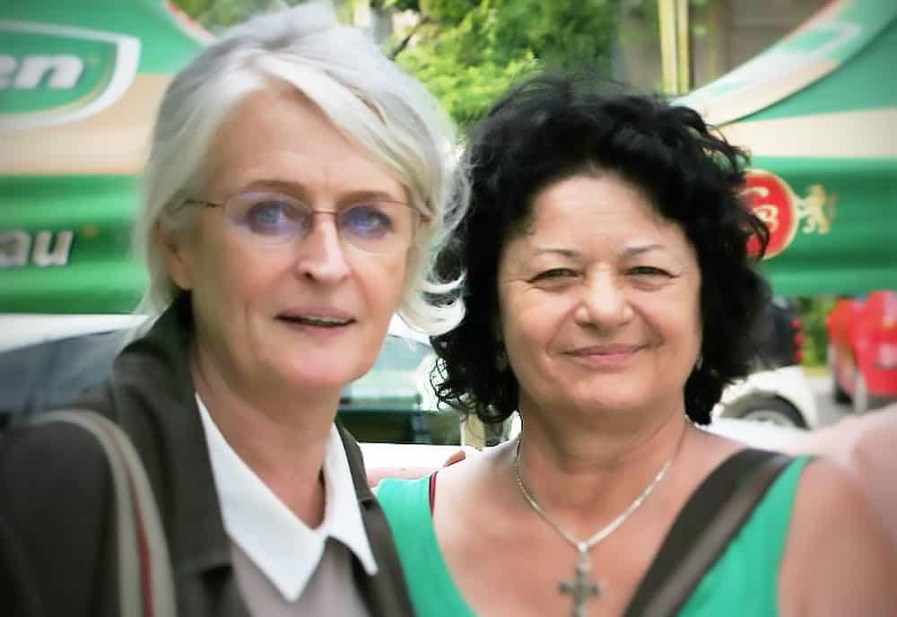 Floretina Tanase si Mady Slabacu