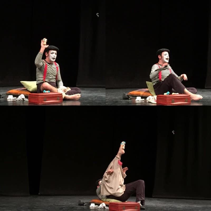 PĂSĂRI LIBERE, Compania de Pantomimă Ilker Kilicer – Turcia