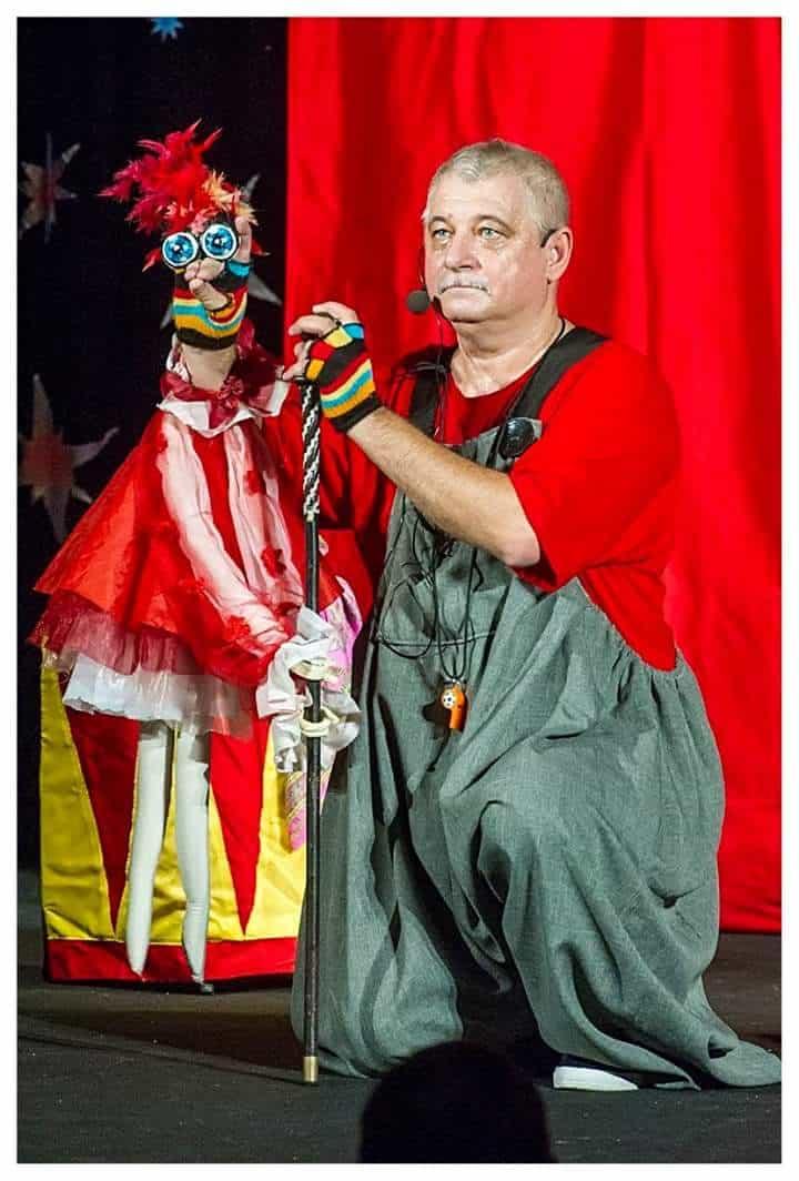 SHOW CU MARIONETE, Compania de Teatru Valeriu Josan – Republica Moldova