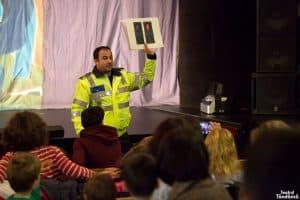 Copilăria în siguranță – întâlnire cu Inspectoratul General al Poliției Române