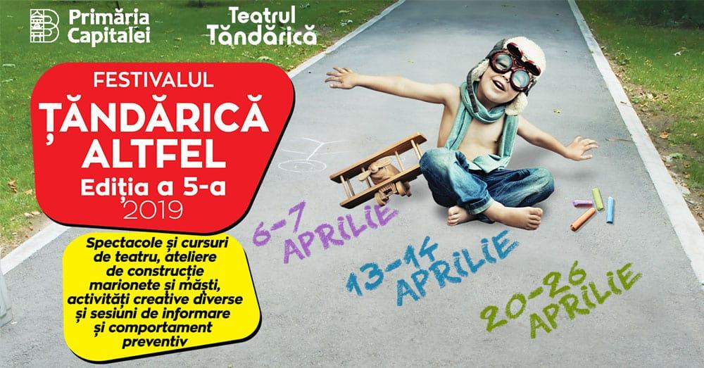 Vizual site Tandarica ALTFEL