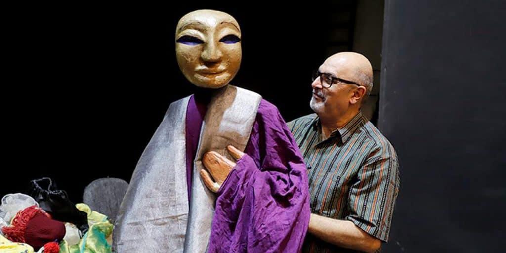 puppeter Dadi Pudumjee