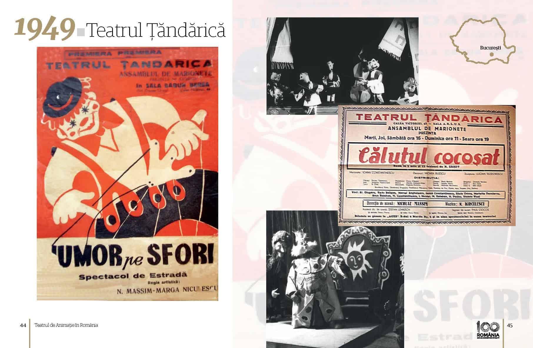 Album Teatrul de Animatie in Romania final preview fata in fata Page 23