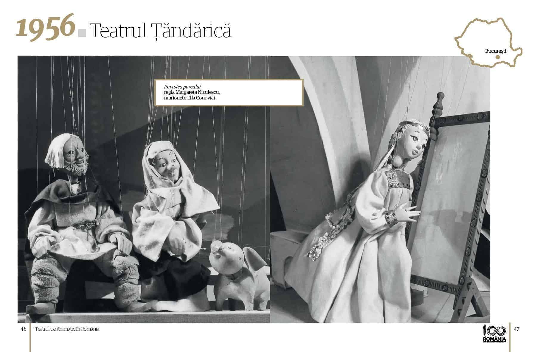 Album Teatrul de Animatie in Romania final preview fata in fata Page 24