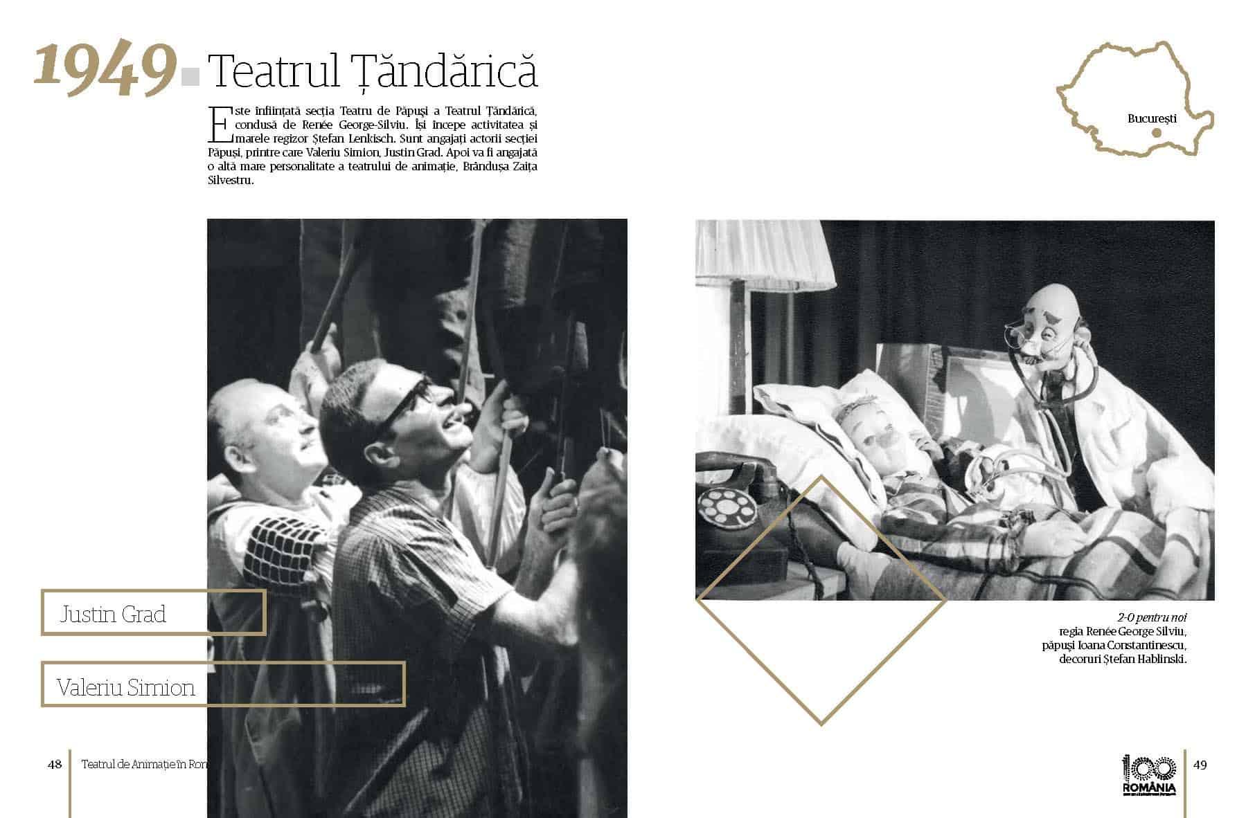 Album Teatrul de Animatie in Romania final preview fata in fata Page 25
