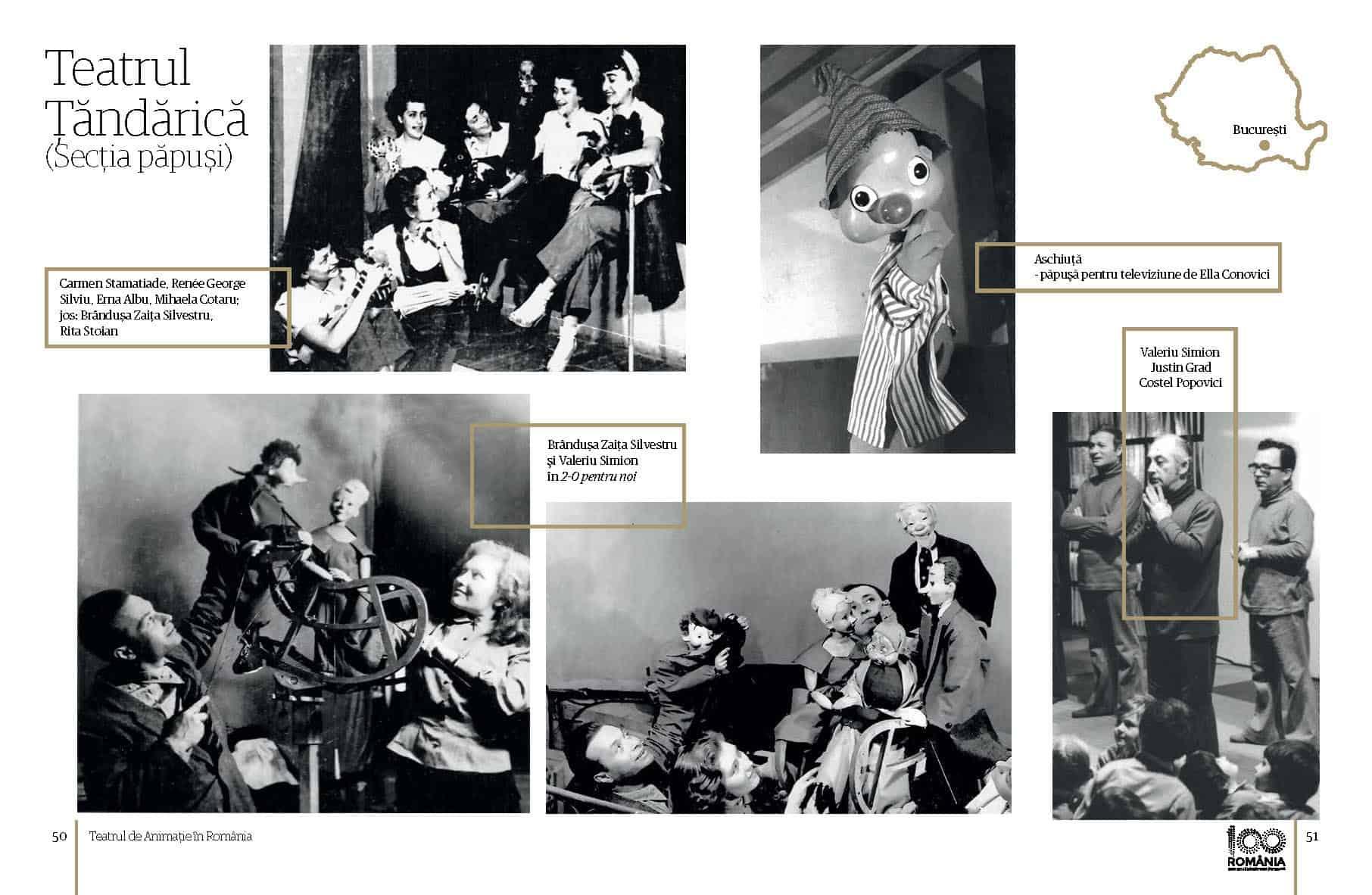 Album Teatrul de Animatie in Romania final preview fata in fata Page 26
