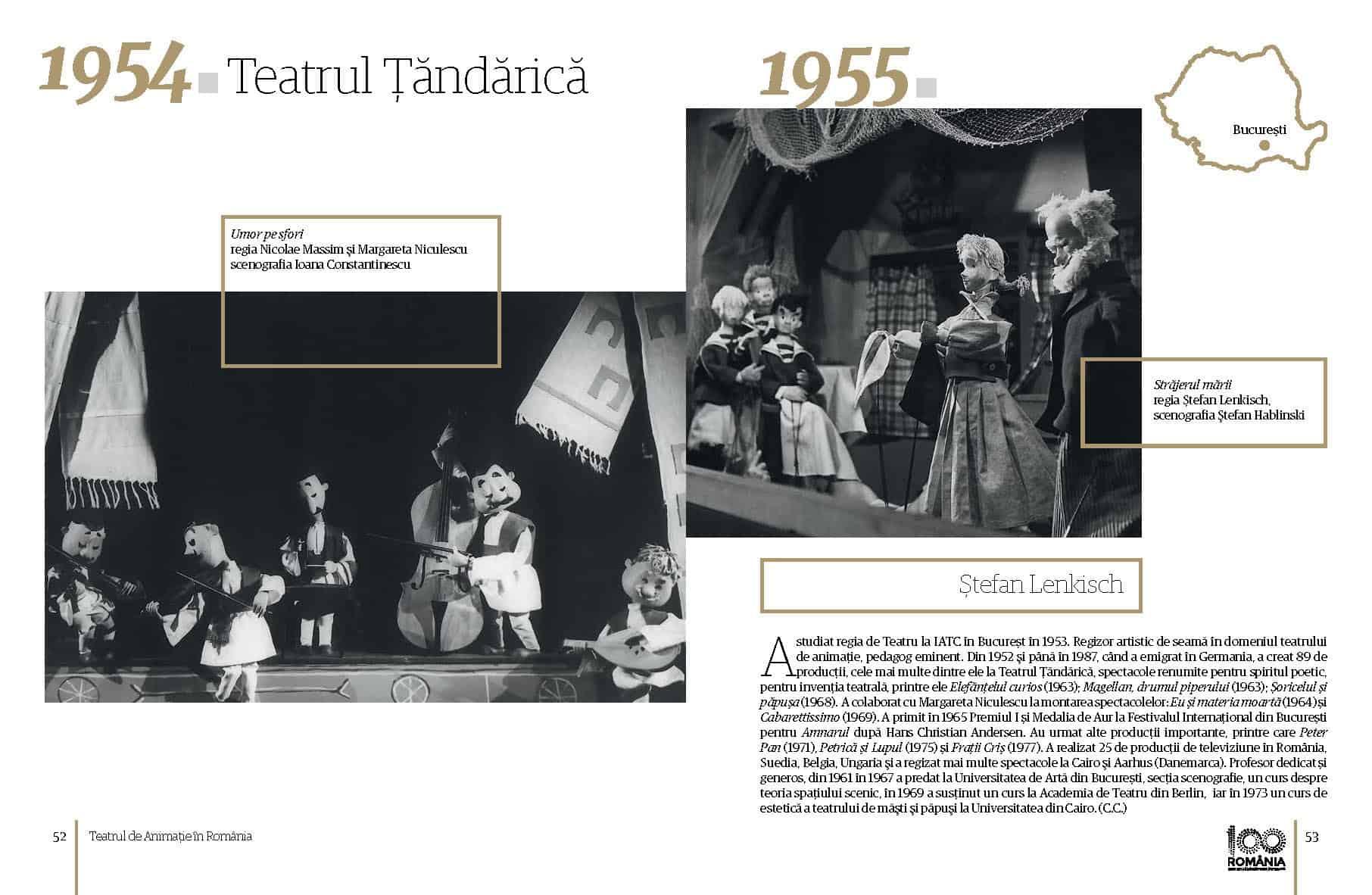 Album Teatrul de Animatie in Romania final preview fata in fata Page 27