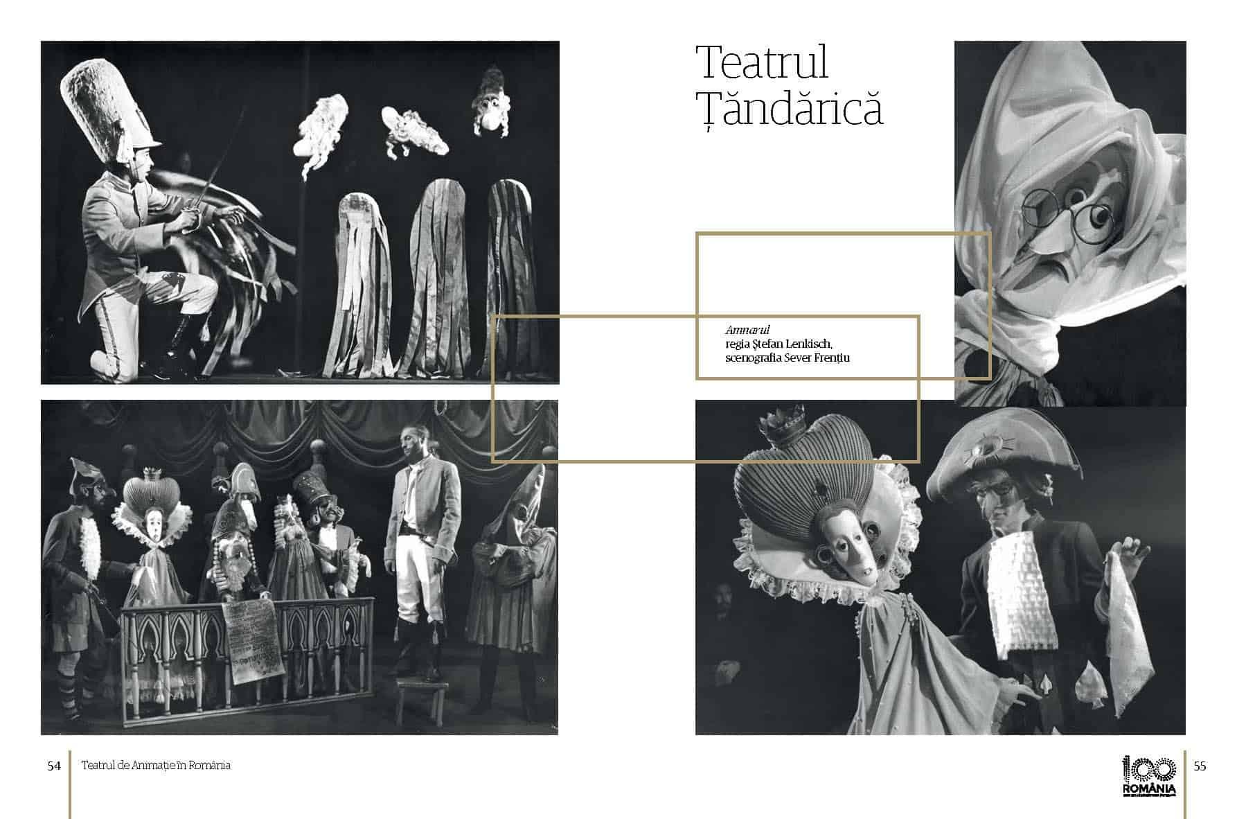 Album Teatrul de Animatie in Romania final preview fata in fata Page 28