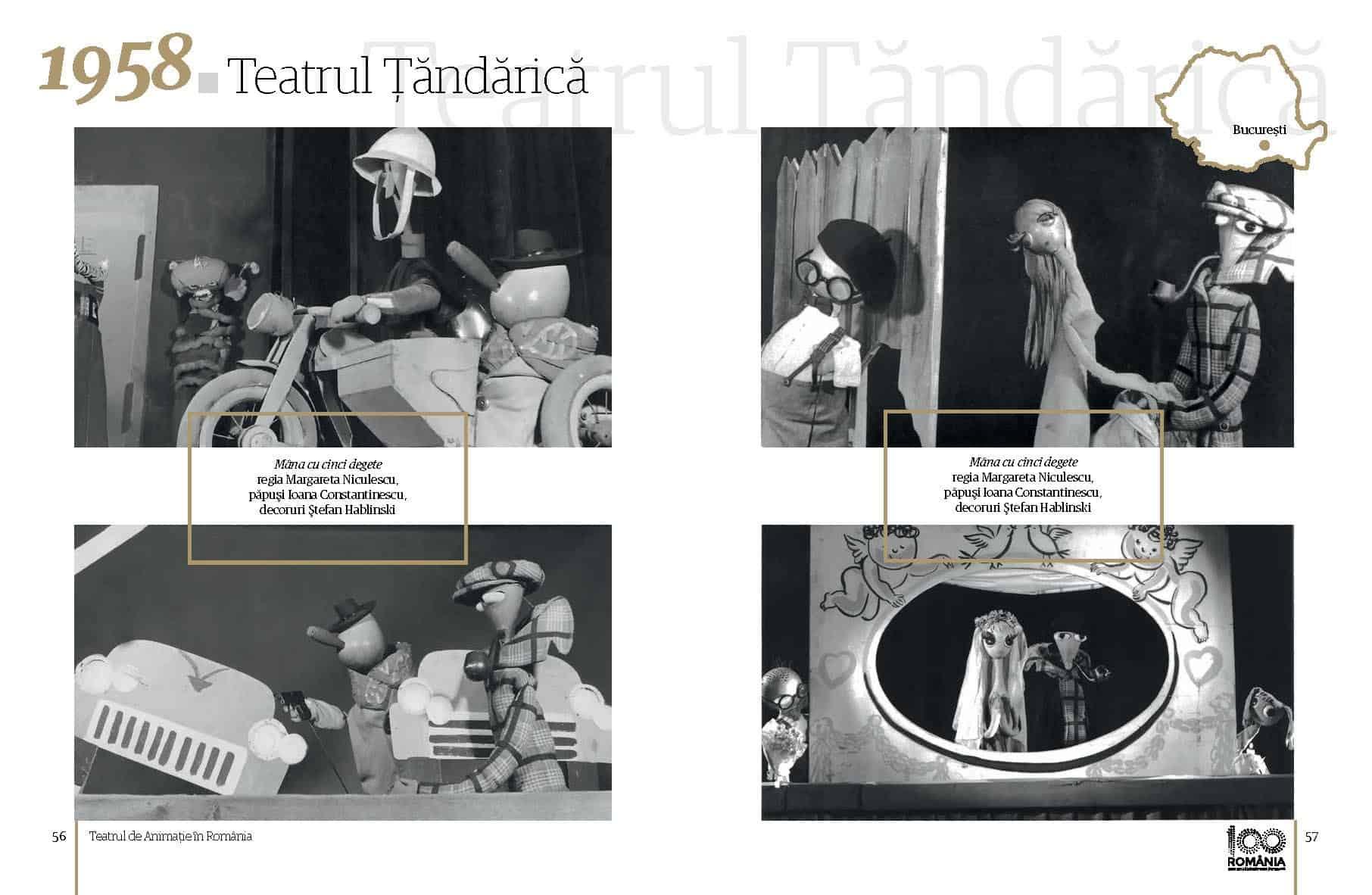 Album Teatrul de Animatie in Romania final preview fata in fata Page 29