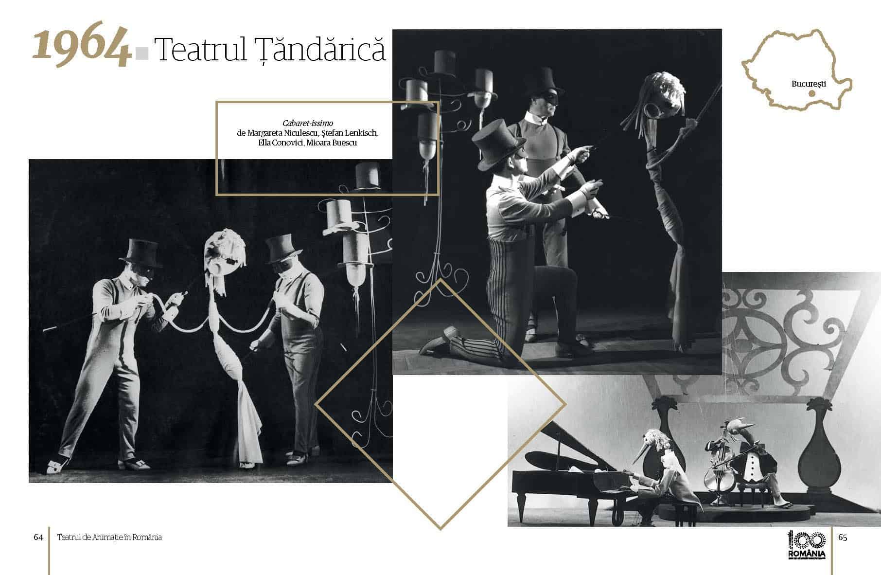 Album Teatrul de Animatie in Romania final preview fata in fata Page 33