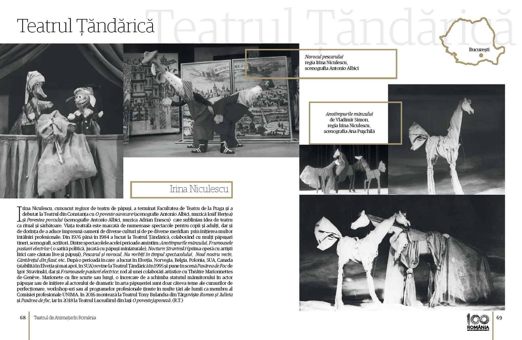 Album Teatrul de Animatie in Romania final preview fata in fata Page 35