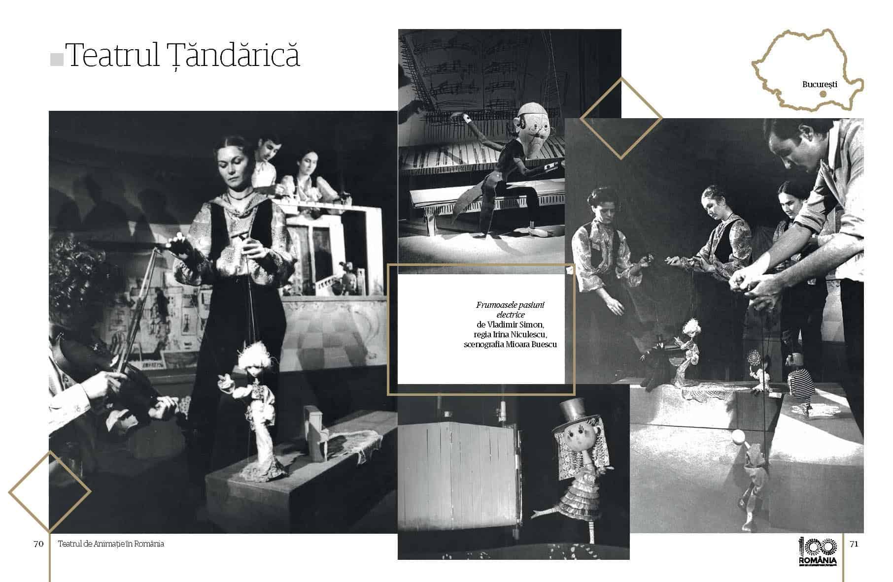Album Teatrul de Animatie in Romania final preview fata in fata Page 36