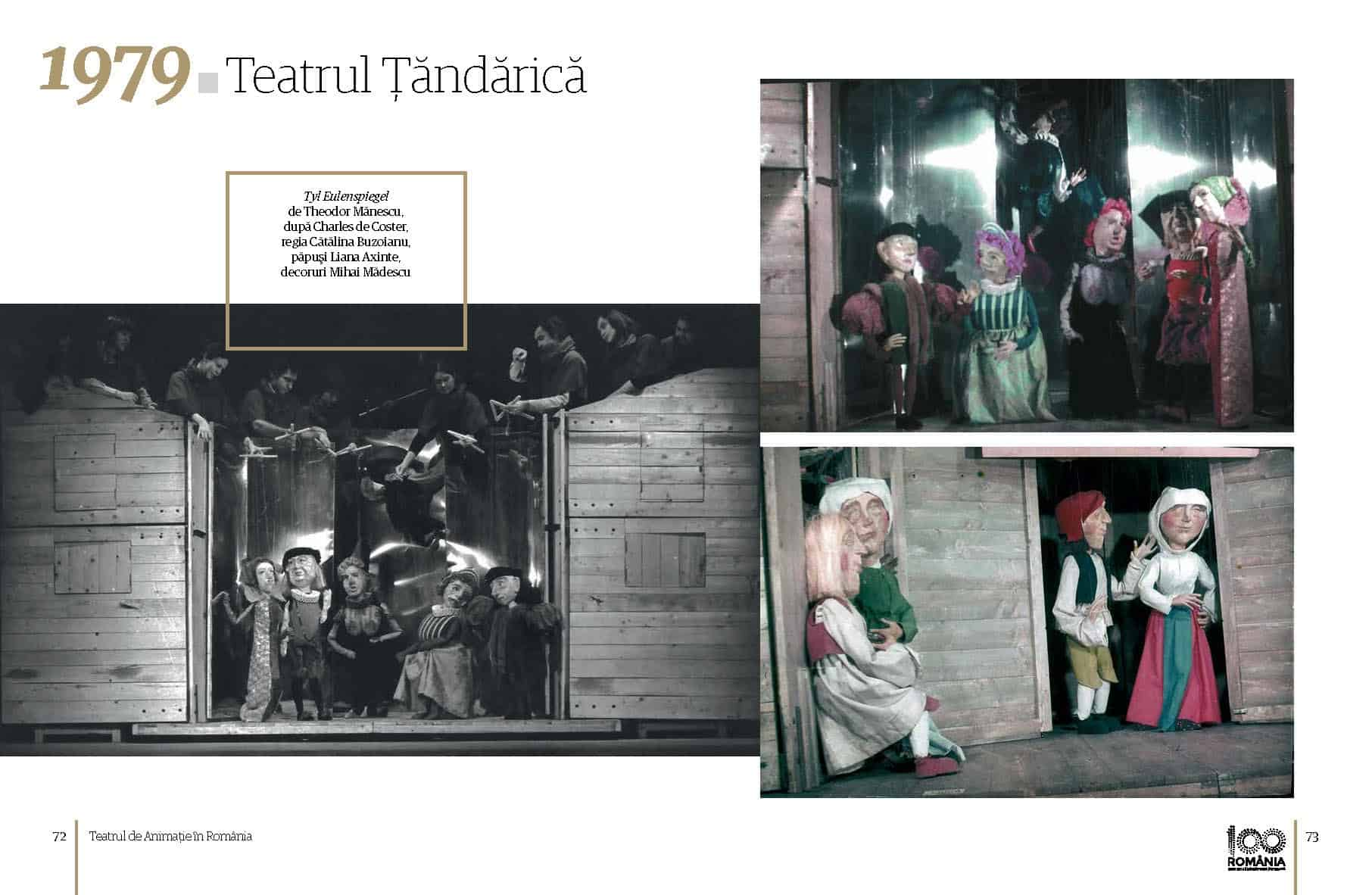 Album Teatrul de Animatie in Romania final preview fata in fata Page 37