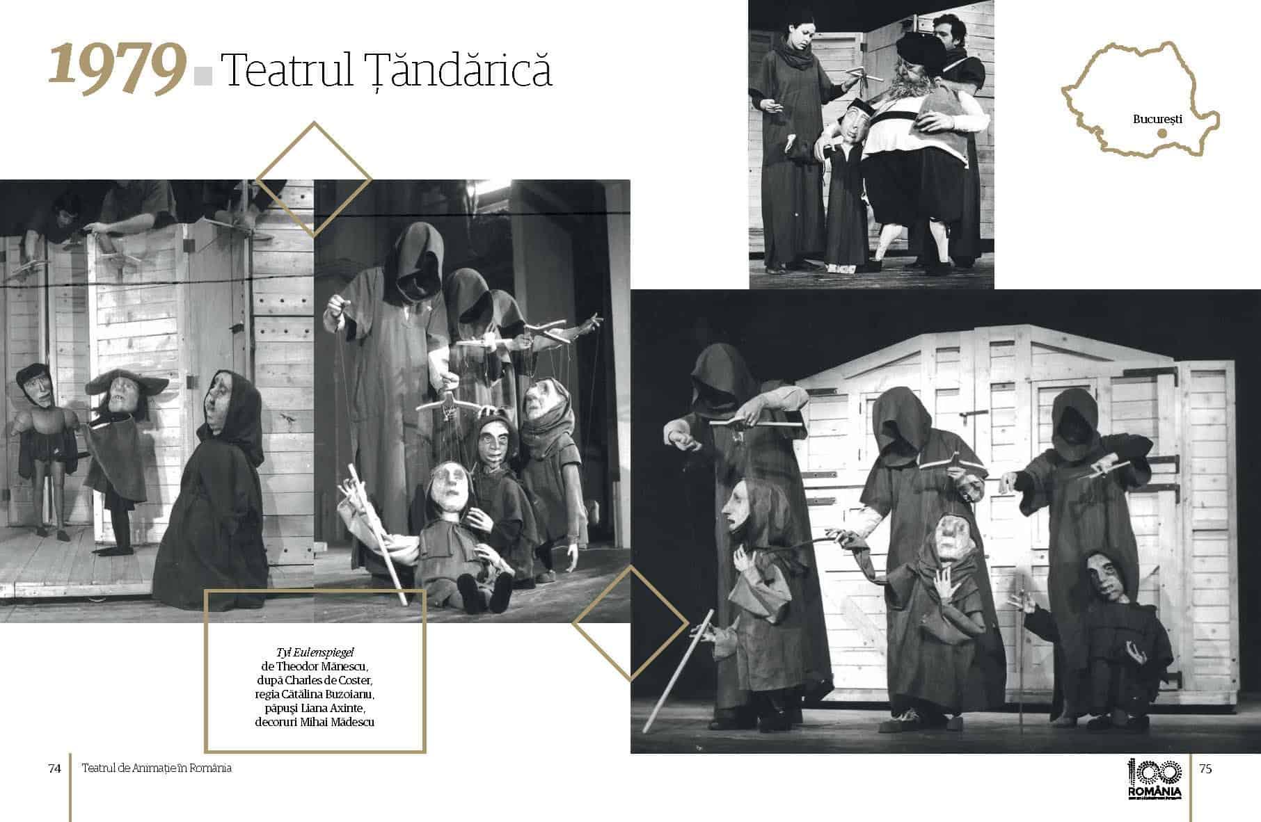 Album Teatrul de Animatie in Romania final preview fata in fata Page 38