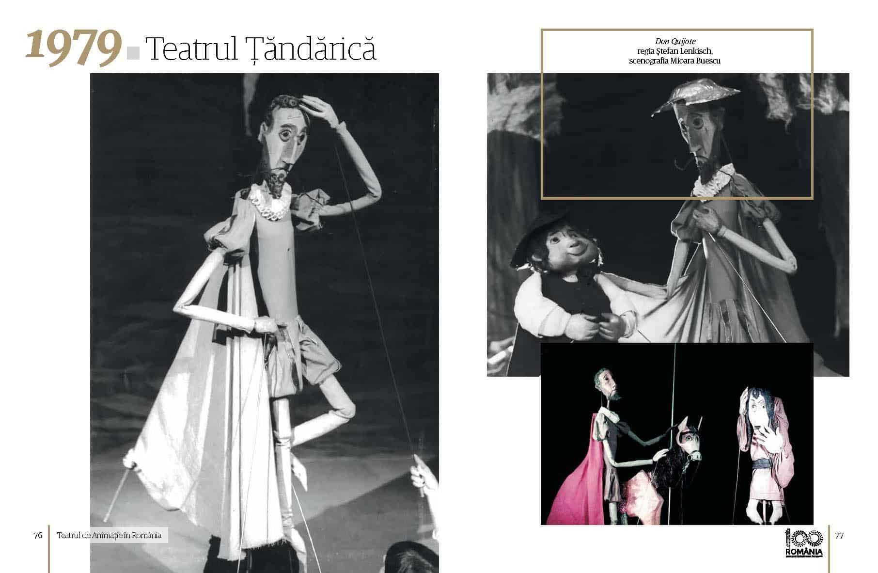 Album Teatrul de Animatie in Romania final preview fata in fata Page 39