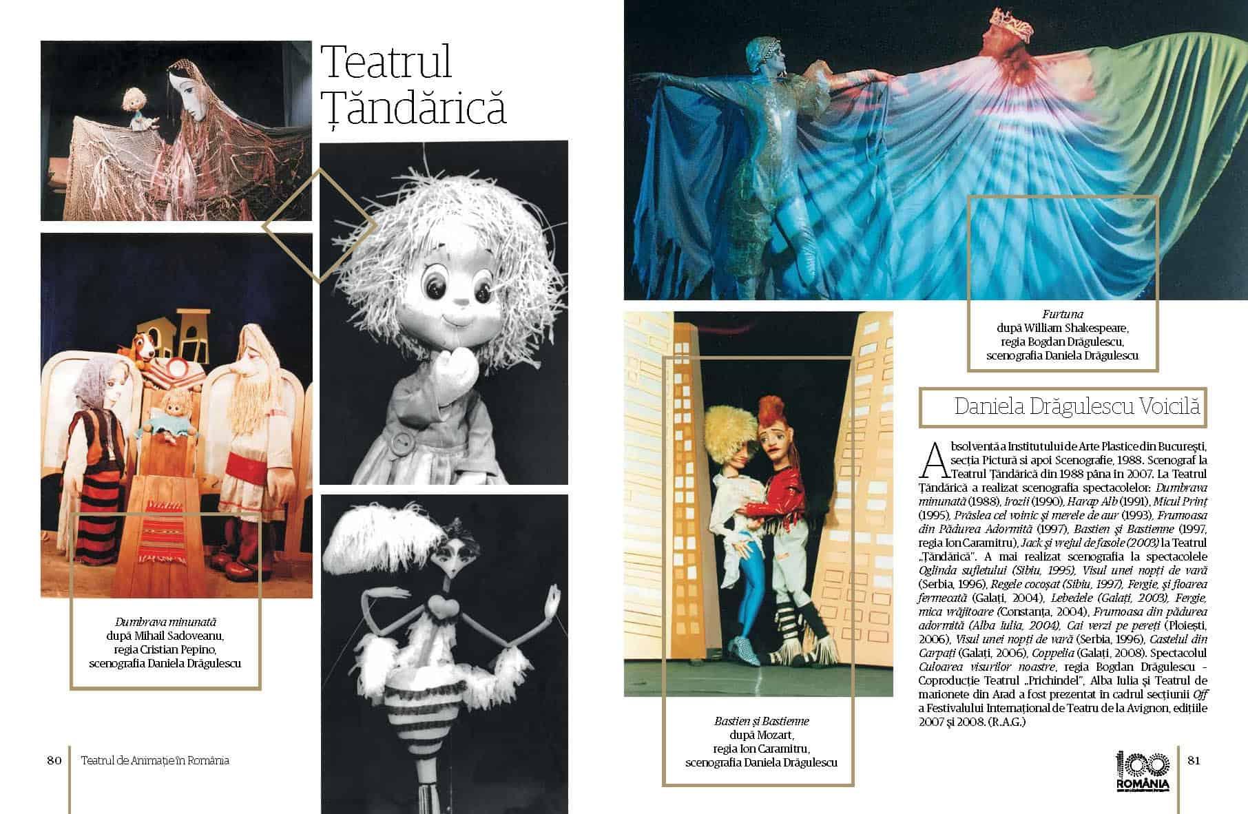 Album Teatrul de Animatie in Romania final preview fata in fata Page 41