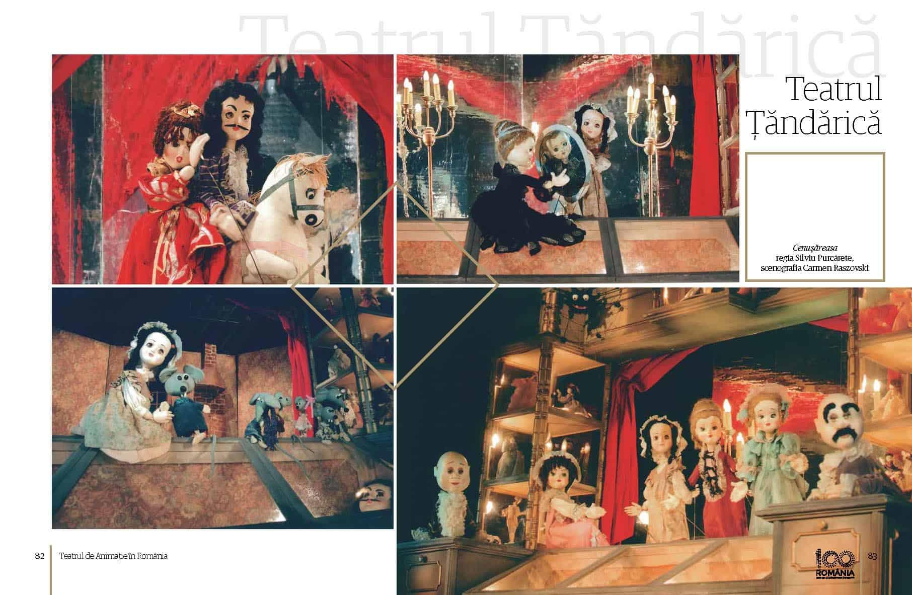 Album Teatrul de Animatie in Romania final preview fata in fata Page 42