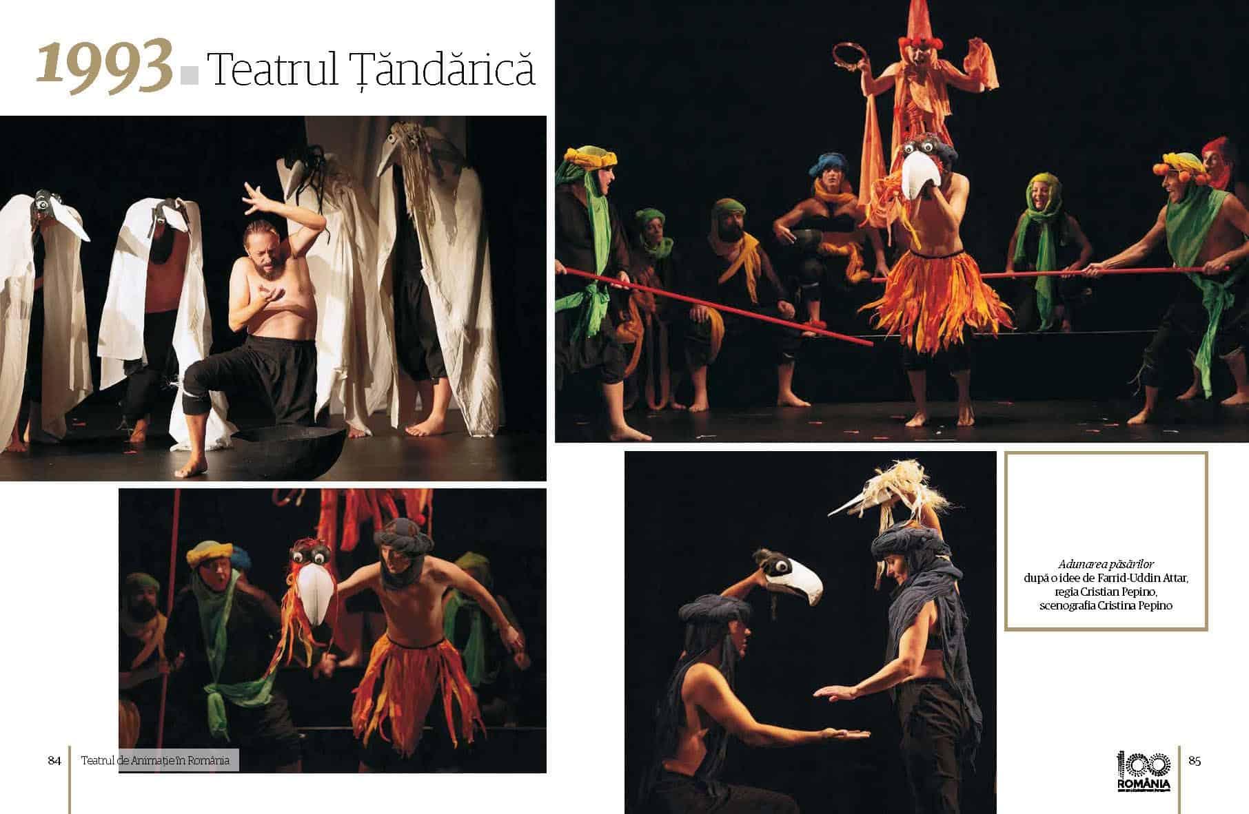 Album Teatrul de Animatie in Romania final preview fata in fata Page 43