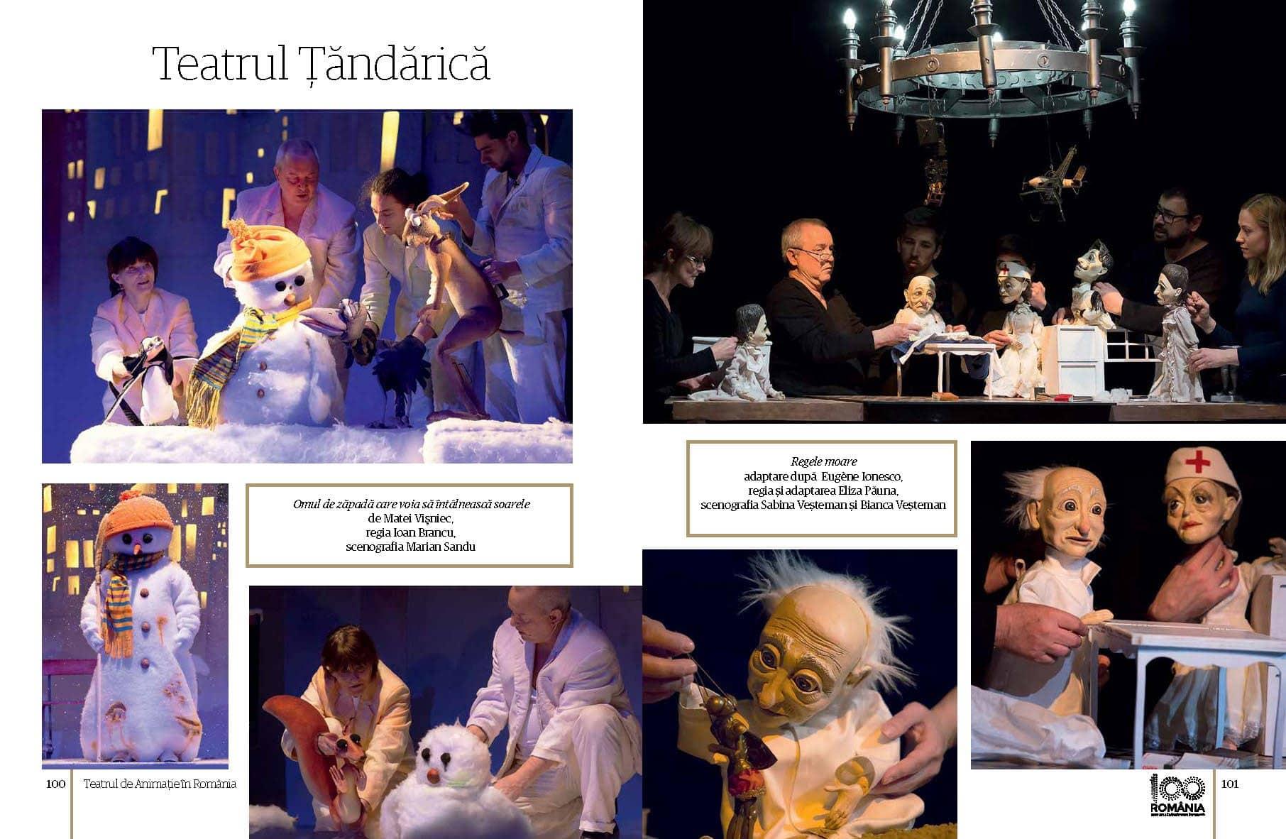Album Teatrul de Animatie in Romania final preview fata in fata Page 51