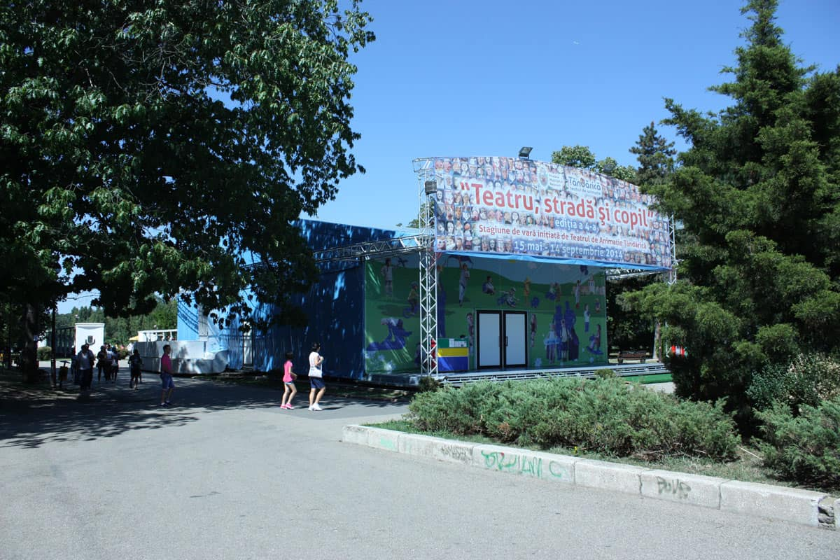 Teatrul Itinerant Tandarica 3